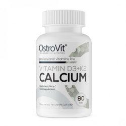 Витамин D3+K2 (D3+K2 Calcium), Ostrovit