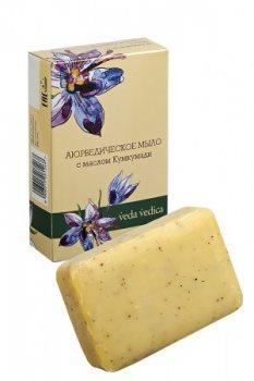 Аюрведическое мыло с маслом кумкумади, Veda Vedica