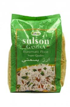 Рис басмати Super Quality, Sulson Gangaa