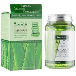 Ампульная сыворотка с экстрактом алоэ (Aloe All-In-One Ampoule), Farmstay