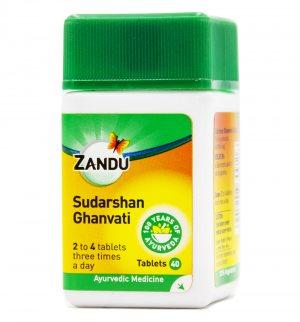 Сударшан Гханвати (Sudarshan Ghanvati), Zandu