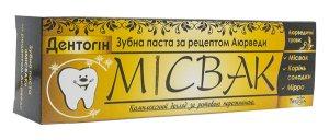 Зубная паста Дентонгин Мисвак, Triuga