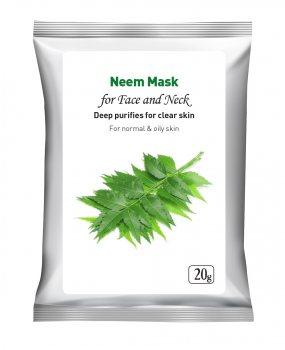 Маска для лица Ним (Neem Mask), Herbals