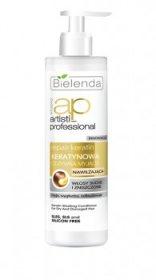 Кератиновый моющий бальзам для сухих и поврежденных волос Aristi Professional, Bielenda