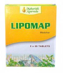 Таблетки для похудения Липомап, Lipomap, Maharishi Ayurveda