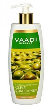 Смягчающий кондиционер для волос Олива и Авокадо, Vaadi Herbals