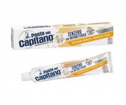 Зубная паста антибактериальная Имбирь, Pasta del Capitano
