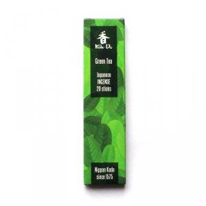 Благовония японские Зелёный чай (Green Tea), Nippon Kodo