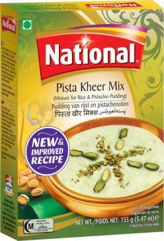 Пряная смесь Pista Kheer Mix, National