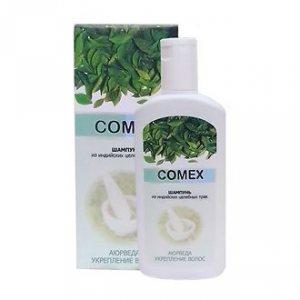 Натуральный шампунь для укрепления волос Comex, Marico