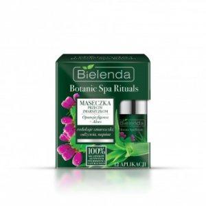 Маска против морщин опунция-алое Botanic Spa Rituals, Bielenda