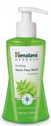 Очищающий гель для умывания с нимом, Himalaya Herbals
