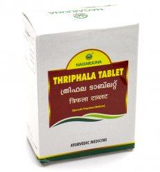 Трифала (Triphala tablets), Nagarjuna