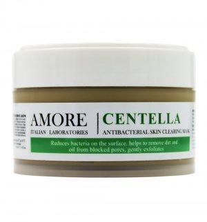 Концентрированная маска с экстрактом центеллы для лечения проблемной кожи, AMORE