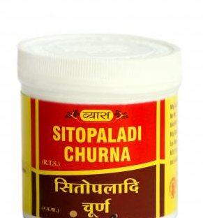 Ситопалади чурна (Sitopaladi churna), Vyas