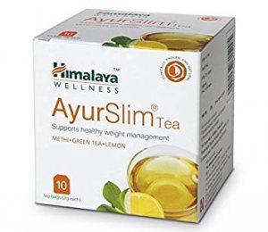 Чай для похудения Аюрслим (Ayurslim tea), Himalaya Herbals