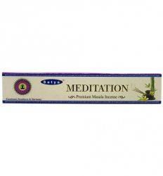 Благовония индийские Медитация (Meditation incense), Satya