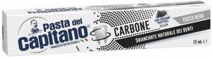 Зубная паста Уголь, Pasta del Capitano
