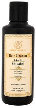 Шампунь травяной Шикакай (Shikakai), Khadi