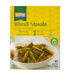 Готовое блюдо Бхинди Масала (Bhindi Masala), Ashoka