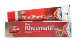 Ревматил гель (Rheumatil Gel), Dabur