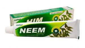 Зубная паста с нимом (Neem Toothpaste), Sahul