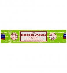 Благовония индийские Традиционная Аюрведа (Traditional Ayurveda incense), Satya