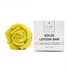 Натуральный твердый лосьон для тела Взбитые сливки (Solid Lotion Bar Whipped Cream), Le delice