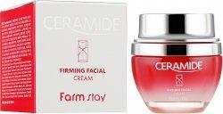 Укрепляющий крем для лица с керамидами (Ceramide Firming Facial Cream), Farmstay