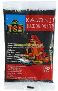 Калонджи семена лука (черный тмин), TRS