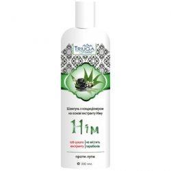Аюрведический растительный шампунь-кондиционер от перхоти Ним, Triuga Herbal