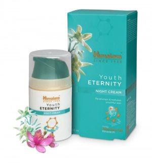 """Ночной крем """"Вечная Молодость"""" (Youth Eternity Night Cream), Himalaya Herbals"""