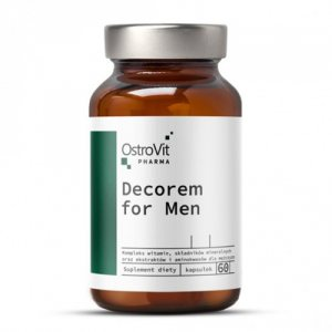 Комплекс витаминов и минералов для мужчин (Pharma Decorem for men), OstroVit