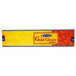 Благовония Gold Gleam, Satya
