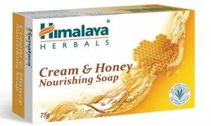 Мыло сливочно-медовое Himalaya Herbals