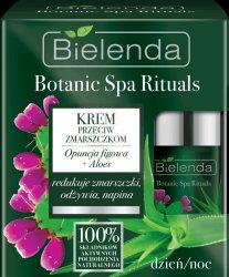 Крем против морщин день/ночь (опунция-алое) Botanic Spa Rituals, Bielenda