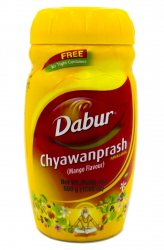 Чаванпраш со вкусом манго, Dabur