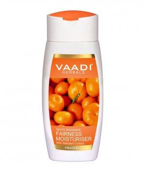 Отбеливающий лосьон для лица Мандарин, Vaadi Herbals