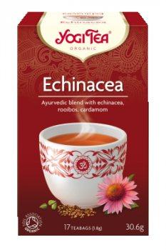 Аюрведический йога чай Эхинацея (Echinacea), Yogi tea