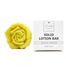 Натуральный твердый лосьон для тела Блэк Опиум (Solid Lotion Bar Black Opium), Le delice