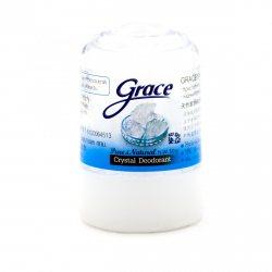 """Натуральный солевой дезодорант """"Классический"""", Grace"""