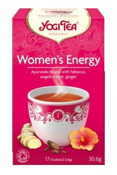 Аюрведический йога чай Women's Energy, Yogi tea