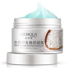 Гель-эксфолиант для лица с рисовым экстрактом и фруктовыми кислотами (Exfoliating Gel) (BQY7519), Bioaqua