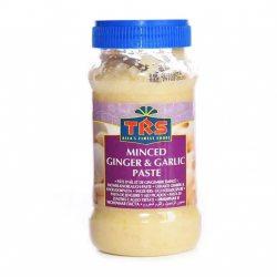 Имбирно-чесночная паста (Minced Ginger & Garlic Paste), TRS