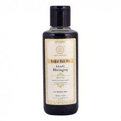 Масло для волос Брингарадж (Bringaraj Hair Oil), Khadi