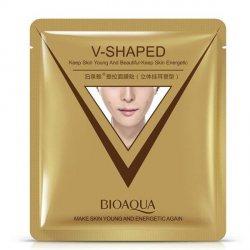 Маска для коррекции овала лица (V-Shaped mask), (BQY2447), Bioaqua
