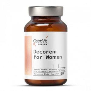Комплекс витаминов и минералов для женщин (Pharma Decorem for women), OstroVit