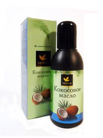 Натуральное кокосовое масло, Veda Vedica