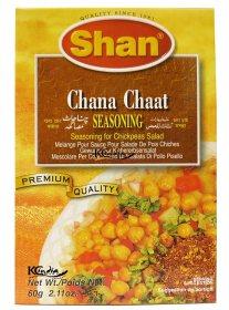 Chana chaat seasoning, Shan