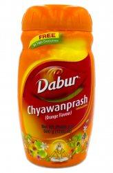 Чаванпраш со вкусом апельсина, Dabur